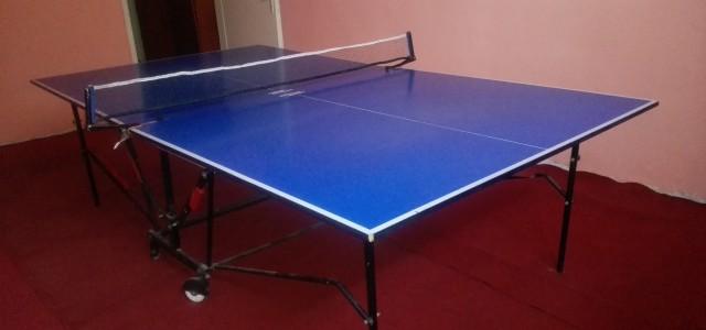 Тренирай бокс, джаги, тенис на маса и друго