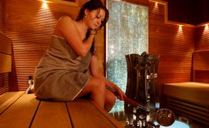 Sauna / Сауна